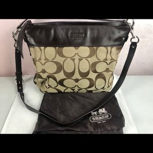 Coach Signature Collection Hobo Bag